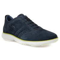 Geox Nebula Breathable Trainers Navy