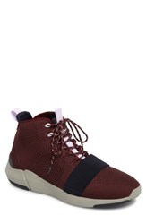 Creative Recreation Men's Modica Sneaker Dark Burgundy Navy