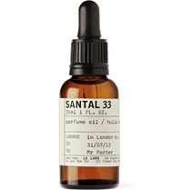 Le Labo Santal 33 Perfume Oil 30Ml White