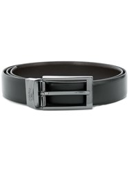 Hugo Boss Reversible Belt Black
