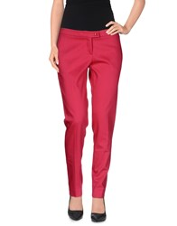 Liu Jo Trousers Casual Trousers Women Fuchsia