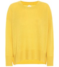 Jardin Des Orangers Exclusive To Mytheresa Cashmere Sweater Yellow