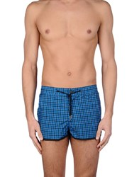 Marc By Marc Jacobs Swim Trunks Deep Jade