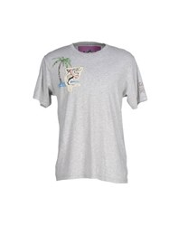 Tortuga Topwear T Shirts Men Light Grey