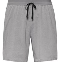 Nike Running Flex Stride Dri Fit Shorts Gray
