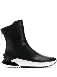 Balmain B Glove Boot Sneakers Black