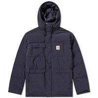Carhartt Alpine Coat Blue