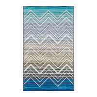 Missoni Home Tolomeo Towel 170 Blue