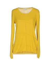 Baroni Sweaters Yellow