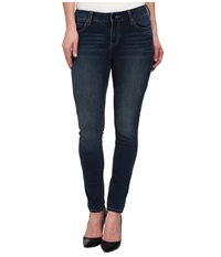 Liverpool Contour Shaper Abby Skinny Cleveland Dark Blue Women's Jeans