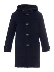 Christopher Kane Wool And Alpaca Blend Duffle Coat