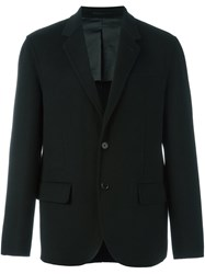 Joseph Two Button Blazer Black