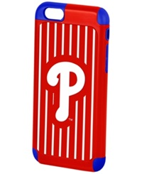 Forever Collectibles Philadelphia Phillies Iphone 6 Case Red