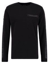 Only And Sons Onsbeckham Sweatshirt Black