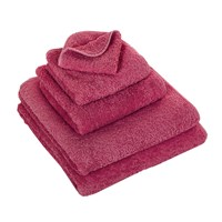 Abyss And Habidecor Super Pile Towel 535 Pink