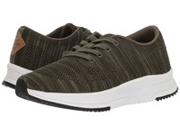 Freewaters Sky Trainer Knit Olive Sandals