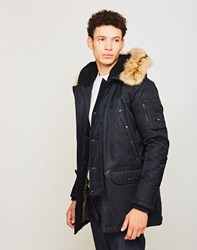 Spiewak N3 B Classic Parka With Fur Black