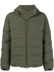 Aspesi Padded Jacket Green