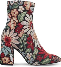 Kg By Kurt Geiger Rilly Floral Heeled Ankle Boots Mult Other