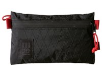 Topo Designs Small Accessory Bags X Pack Black Bags