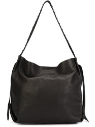 Calleen Cordero 'Stella' Shoulder Bag Black