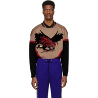 Givenchy Multicolor Oversized Monster Sweater
