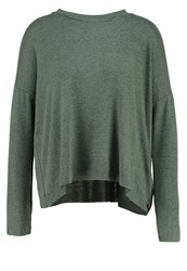 Tom Tailor Denim Jumper Pale Bark Green