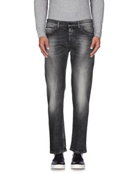Pence Denim Denim Trousers Men Black