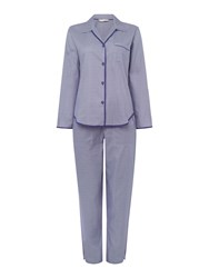 Cyberjammies Connie Spot Pyjama Set Purple