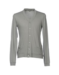 Scaglione Cardigans Military Green