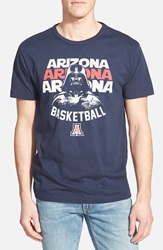 Tailgate 'Arizona Darth Vader' Graphic T Shirt Mast Blue