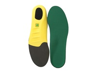 Spenco Polysorb Cross Trainer Insole Green Insoles Accessories Shoes