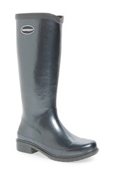 Havaianas Women's 'Galochas Hi Metallic' Waterproof Rain Boot