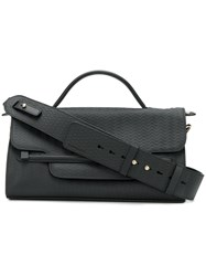 Zanellato Nina Shoulder Bag Black