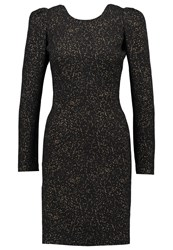 Stine Goya Prima Summer Dress Sparkle Black