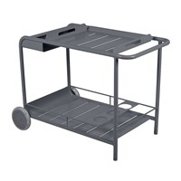 Fermob Luxembourg Drinks Trolley Anthracite