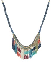 Evenandodd Necklace Turquoise