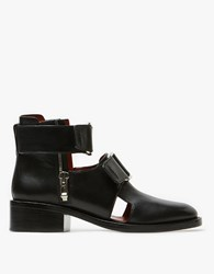 3.1 Phillip Lim Addis Cutout Boot Black