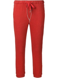 Nsf 'Tyler' Sweatpants Red