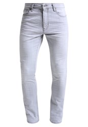 Pier One Slim Fit Jeans Light Grey Grey Denim