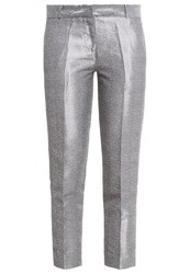 Bellfield Pesa Trousers Silver Grey