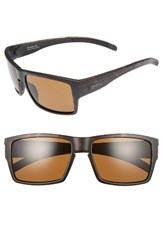 Smith Optics Men's Outlier Xl 58Mm Polarized Sunglasses Matte Tortoise Brown Matte Tortoise Brown