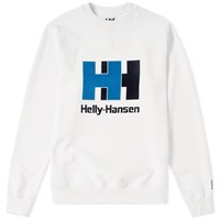 Helly Hansen Crew Sweat White