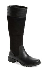 Timberland Bethal Heights Tall Boot Wide Width Available Black