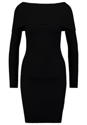 Noisy May Nmmagenta Jumper Dress Black