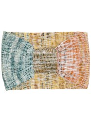 Missoni Ruched Hairband Multicolour