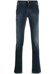 Jacob Cohen High Waist Slim Fit Jeans 60