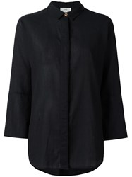 Forte Forte Oversized Shirt Black