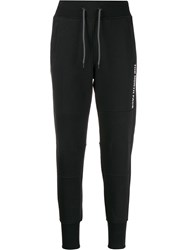 The North Face Printed Logo Track Pants Black