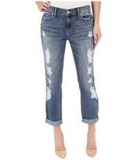 Level 99 Casey Tomboy Fit In Seaside Seaside Women's Jeans Blue